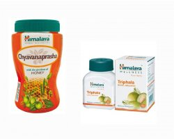 Чаванпраш и трифала, Himalaya Herbals