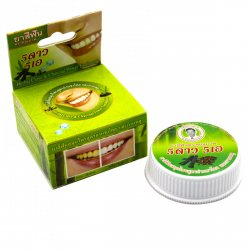 Тайская зубная паста-таблетка с экстрактом бамбукового угля (Charcoal Power), 5 Star Cosmetic
