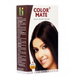 Крем-краска для волос 3.0 Color Mate, Темно-коричневый