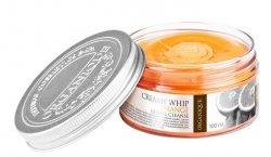 Крем-сливки для душа Creamy Whip Orange, Organique