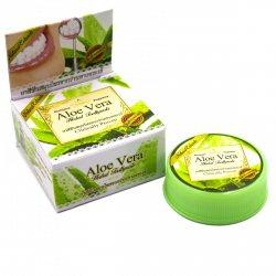 Тайская зубная паста-таблетка с Алое Вера (Aloe Vera), Rochjana