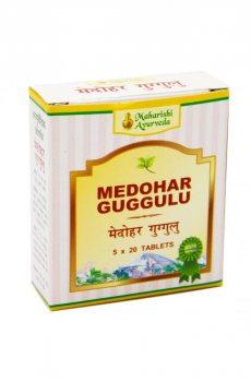 Препарат для похудения Медохар Гуггул (Medohar Guggulu), Maharishi Ayurveda