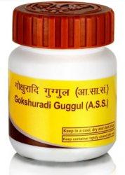 Гокшуради гуггул (Gokshuradi Guggul), Patanjali