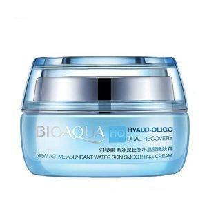 Крем для лица с олигомером гиалуроновой кислоты (Hyalo-Oligo Cream) (BQY6208), Bioaqua