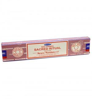 Благовония Священный Ритуал (Sacred Ritual incense), Satya