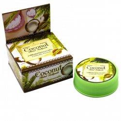 Тайская зубная паста-таблетка с экстрактом кокоса (Coconut), Rochjana