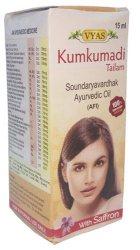 Масло кумкумади шафран, Vyas Pharmaceuticals
