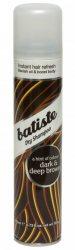 Сухой шампунь для темных и темно-каштановых волос Dark & Deep Brown, Batiste
