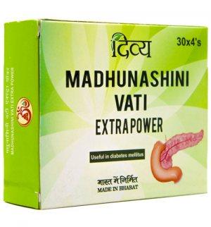 Мадхунашини вати (Madhunashini Vati Extrapower), Patanjali