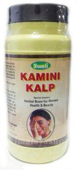 Аюрведическая женская расаяна Камини Калп (Kamini Kalp), Swati