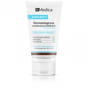 Дерматологическая эмолентная эмульсия для мытья лица, зрелая и чувствительная кожа, Bielenda