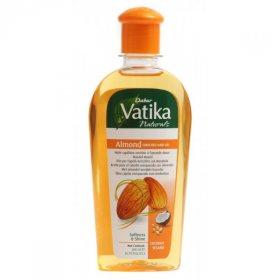 Масло для волос обогащенное миндалем, Vatika Dabur