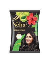 Хна для волос Черная, Neha