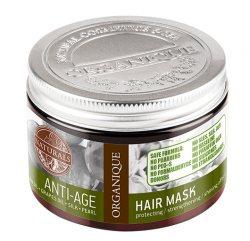 Восстанавливающая маска для поврежденных волос Anti-Age, Organique