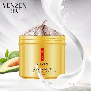 Скраб для тела с грецким орехом и авокадо (Body Scrub) (FZ21811), Venzen