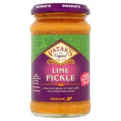 Пикули лайма (Lime Pickle), Patak's