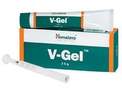 Вагинальный гель V-Gel, Himalaya Herbals