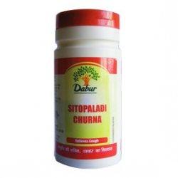 Ситопалади Чурна (Sitopaladi churna), Dabur