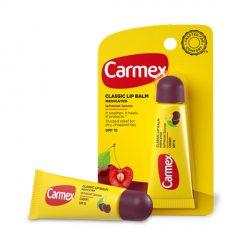 Бальзам для губ Вишня SPF 15 в тубе, Carmex