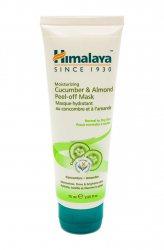 Маска отшелушивающая с миндалём и огурцом (moisturizing cucumber & almond peel-off mask), Himalaya Herbals