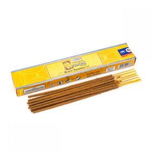 Благовония Сандал (Sandal incense), Satya