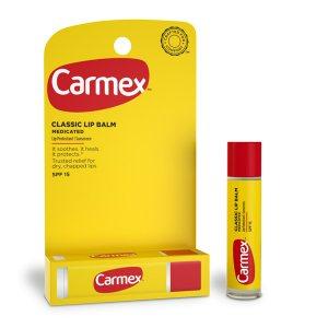 Бальзам для губ в стике SPF 15 Classic, Carmex