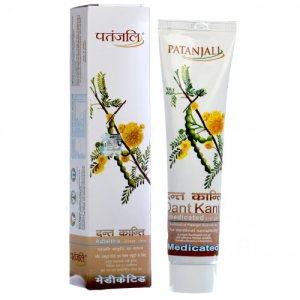 Зубная паста Dant kanti Medicated Oral Gel, Patanjali