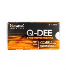 Иммуностимулятор Q-DEE Immunity, Himalaya Herbals