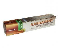 Зубная паста Корица и Кардамон AASHADENT, Aasha Herbals