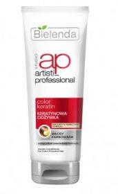 Кератиновый кондиционер для окрашенных волос Aristi Professional, Bielenda
