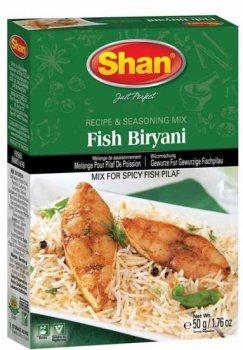 Приправа для рыбы, Fish Biryani, Shan