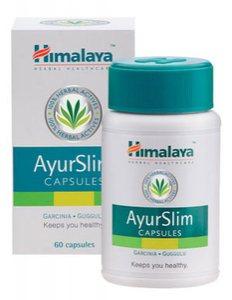 Средство для похудения Аюрслим (AyurSlim), Himalaya Herbals
