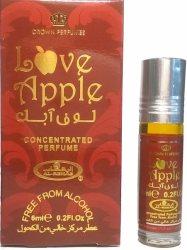 Женские масляные духи Love Apple, Al Rehab