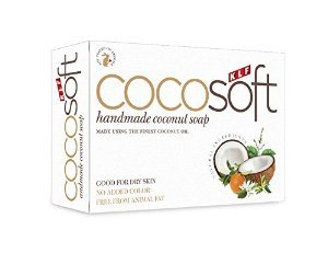 Кокосовое мылo ручной работы Cocosoft, KLF