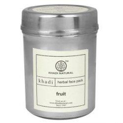 Аюрведическая фруктовая маска для лица (сухая), Khadi