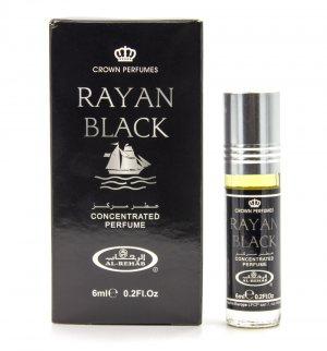 Масляные духи Rayan Black, Al Rehab