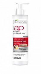Кератиновый моющий бальзам для окрашенных волос Aristi Professional, Bielenda