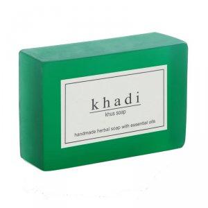 Натуральное мыло ручной работы Кус (Khus soap), Khadi