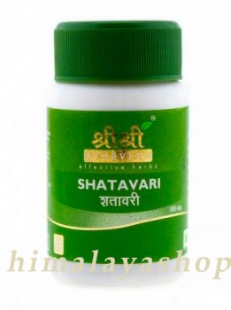 Шатавари (Shatavari), Sri Sri Ayrveda
