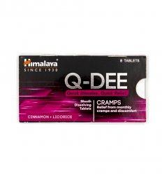 Таблетки для женщин Q-DEE Cramps, Himalaya Herbals