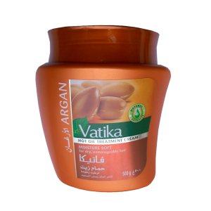 Маска для волос с марокканской арганой, Dabur VATIKA