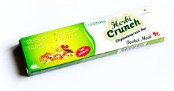 Батончик с Чаванпрашем и кешью, Herbi Crunch