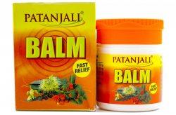 Бальзам с эвкалиптовым маслом (Patanjali BALM), Patanjali