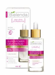 Омолаживающая сыворотка для лица (ночная) SKIN CLINIC PROFESSIONAL, Bielenda