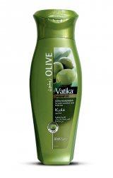 Шампунь с оливками для слабых и ломких волос, Vatika Dabur