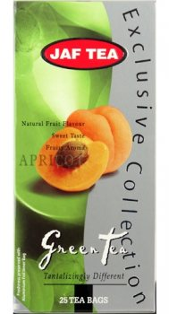 Чай Jaf Tea Apricot в пакетиках
