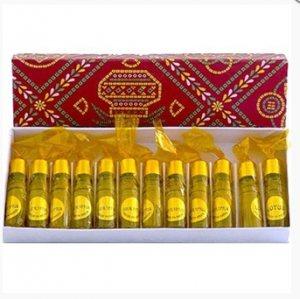 Эфирное масло Роза, Rose perfume oil Shell Expo, 1 шт.
