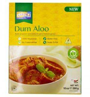 Готовое блюдо Дум Алоо (Dum Aloo), Ashoka