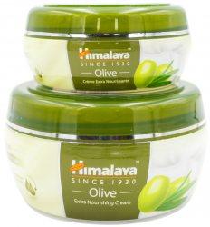 Экстра питательный крем для лица и тела с маслом оливы (Extra nourishing Olive cream), Himalaya Herbals