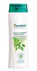 Защитный лосьон для тела с нимом и миндалем, Himalaya Herbals